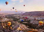 2 DAY CAPPADOCIA TOUR FROM ISTANBUL  (TOUR WITH HOT AIR BALLOON– RETURN FLIGHT – BOOK EARLY & SAVE)